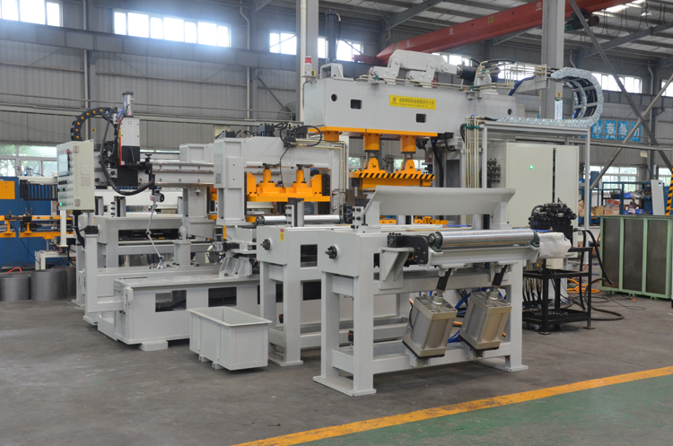 Complete Welding Equipment And Production Line of Metallurgy ...